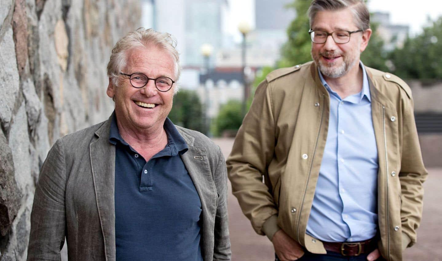 Daniel Cohn-Bendit et Jean Quatremer parlent de l'avenir de l'Union européenne.