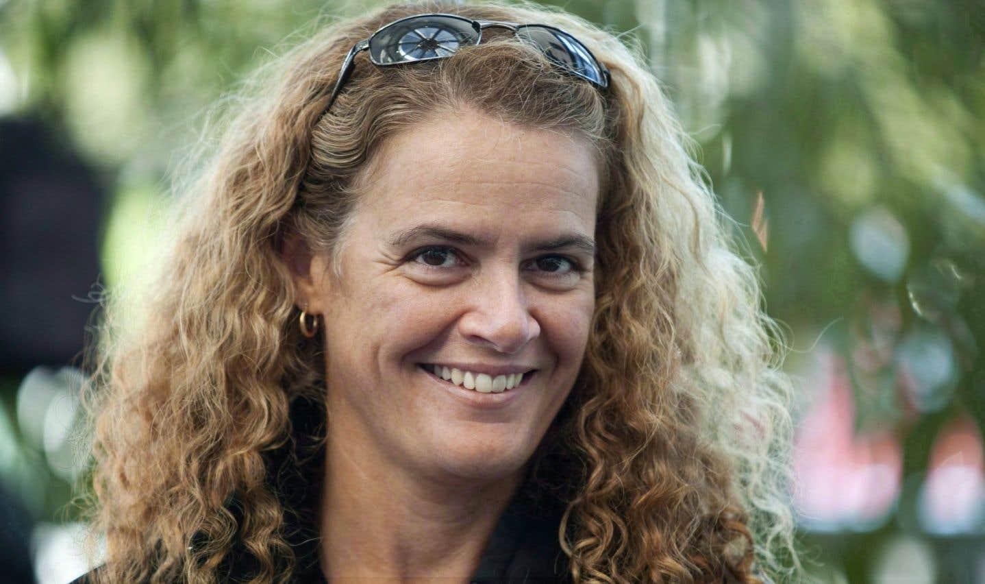 Julie Payette emménagera à Rideau Hall