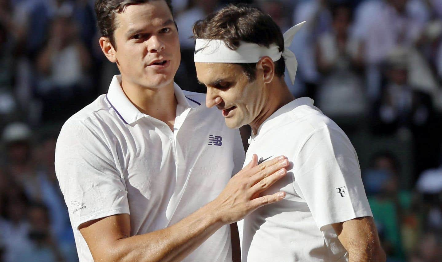 Wimbledon: Milos Raonic se voit éliminé, tout comme le favori Andy Murray