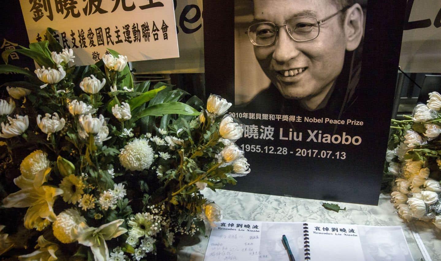 Chine: Liu Xiaobo, Nobel de la paix mort sans avoir vu son prix