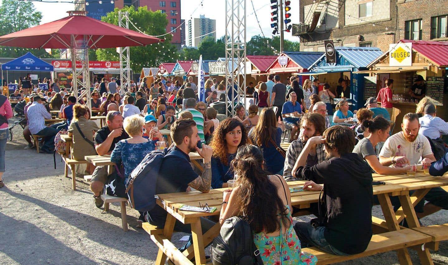 Le festival BOUFFONS! MTL propose une cuisine multiculturelle à l'image de Montréal