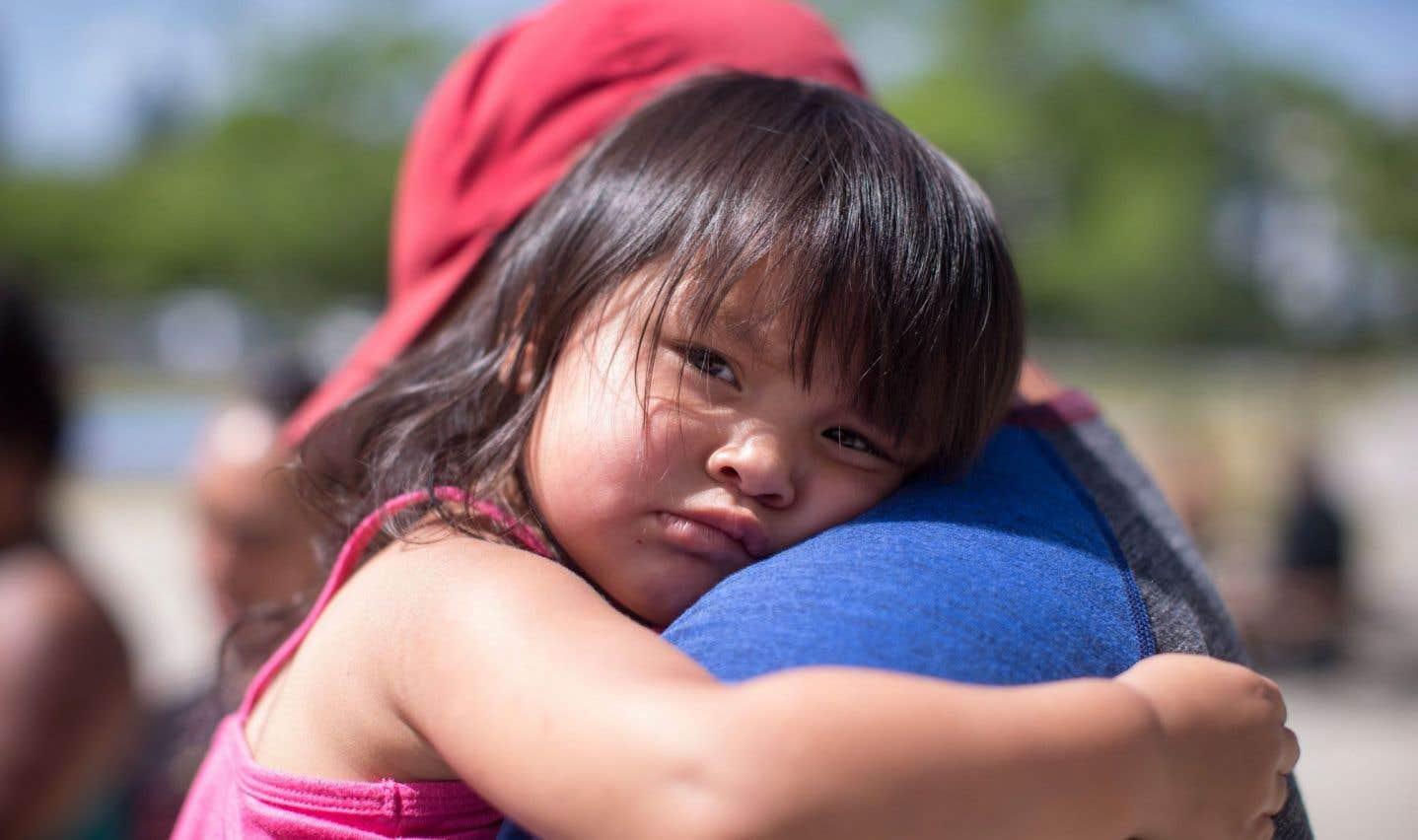 Feux en Colombie-Britannique: Kamloops dépassée par les évacués