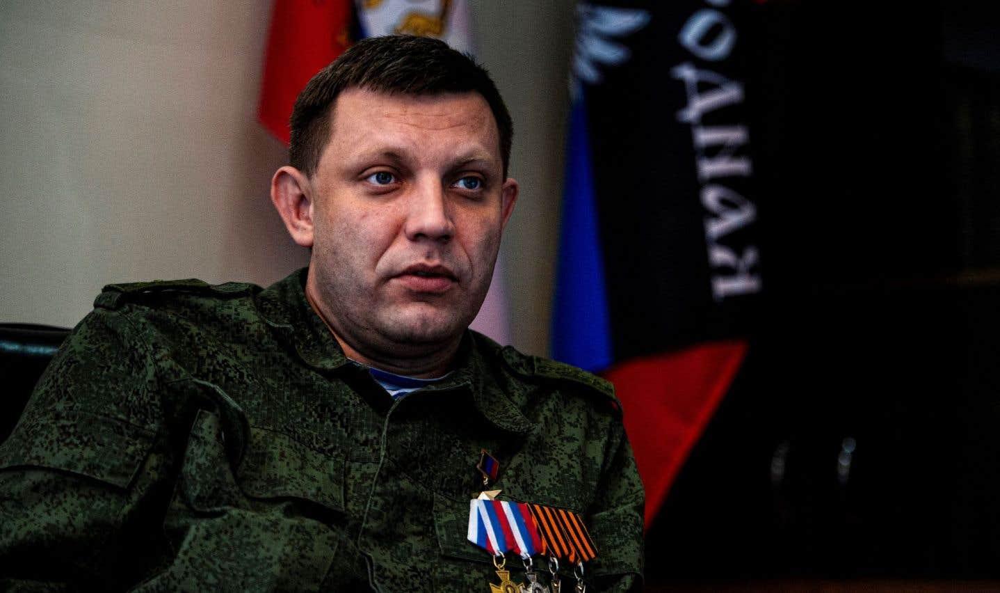 Les séparatistes prorusses veulent créer un nouvel État pour remplacer l'Ukraine