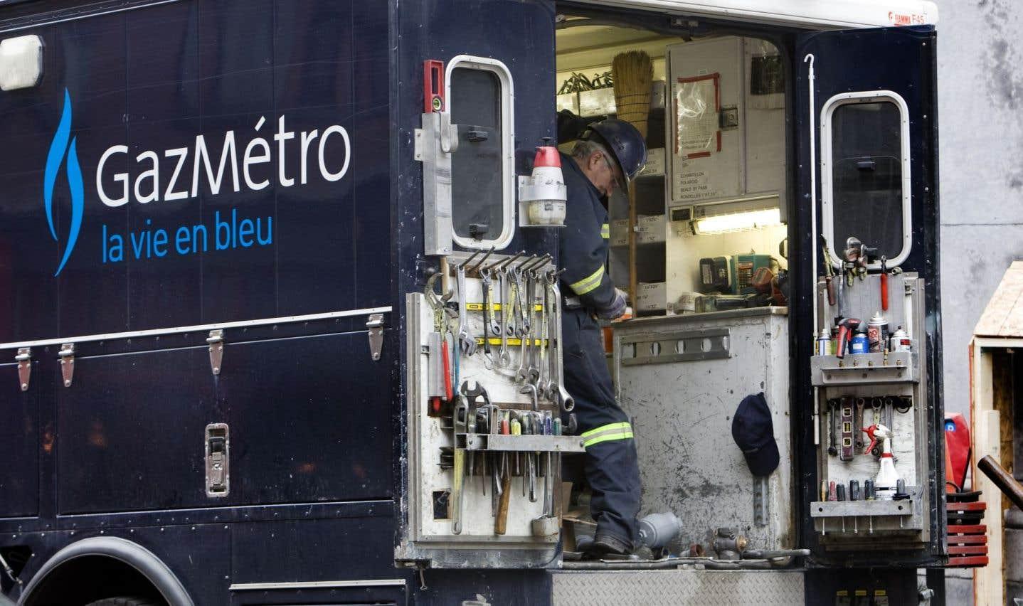Gaz Métro financé par le Fonds vert