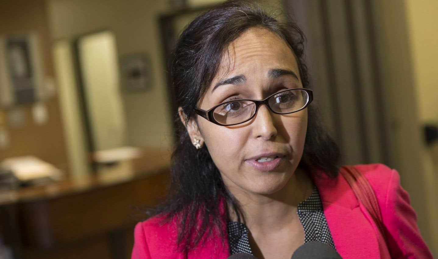 L'avocate du CCIQ, MeNadia El-Ghandouri, affirme que d'autres options seront étudiées d'abord.