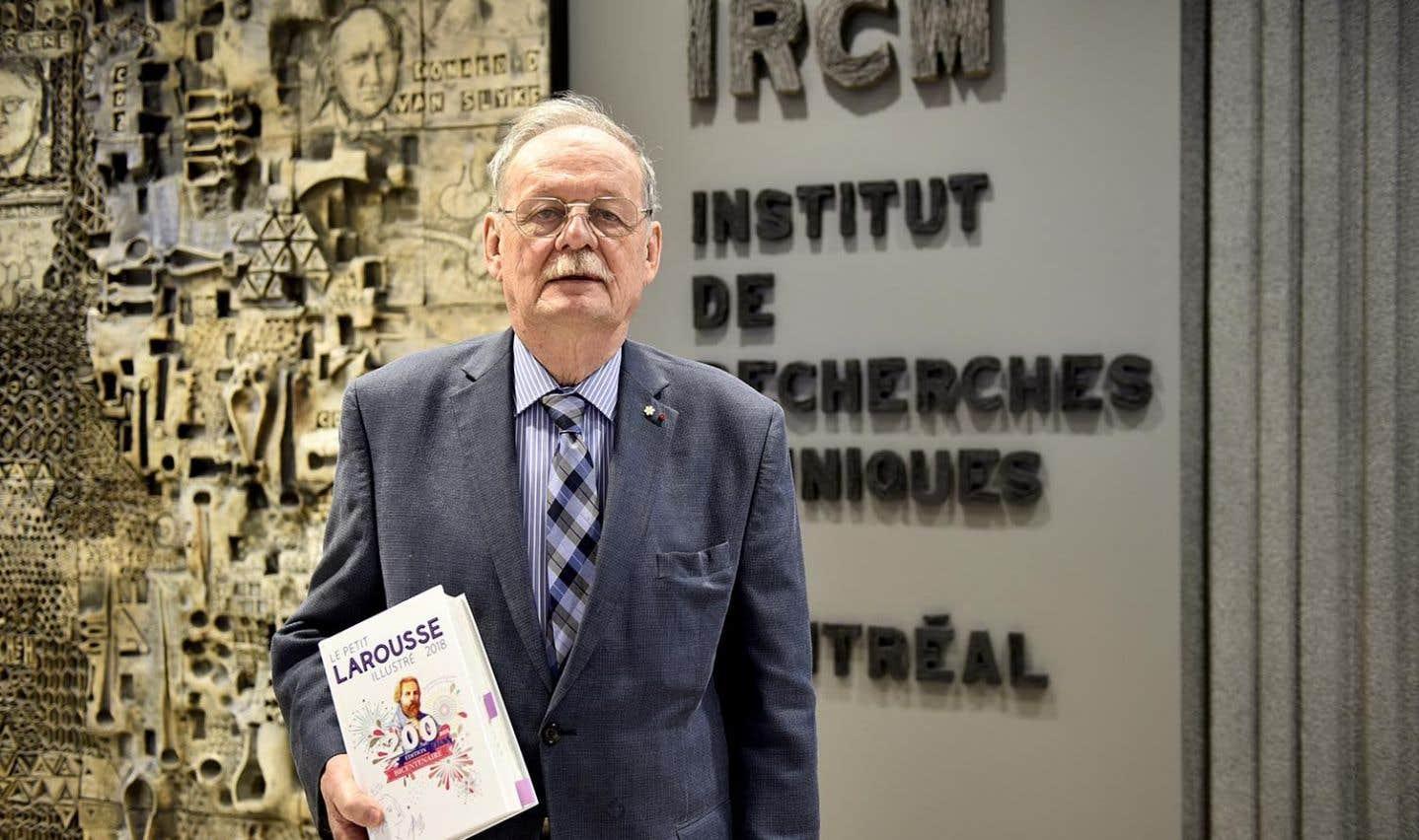 Michel Chrétien rejoint son frère Jean dans les pages du Petit Larousse
