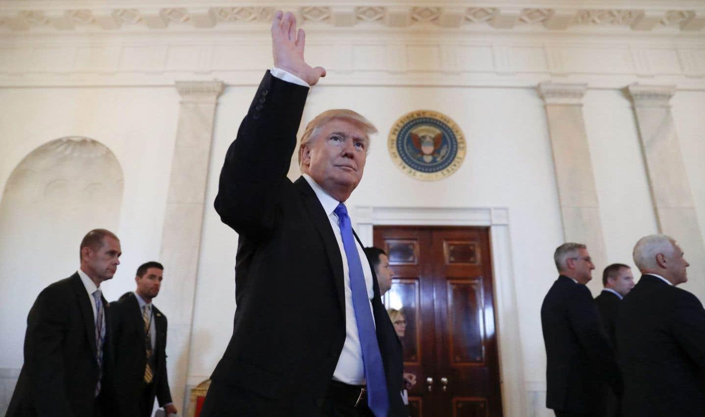 La Maison-Blanche exhorte l'Iran à libérer des détenus américains