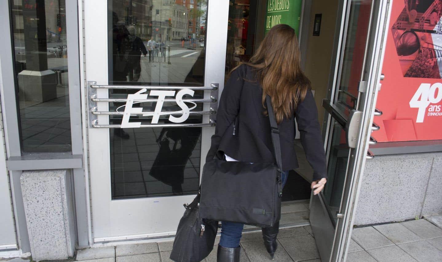 L'ETS s'attaque au problème du harcèlement sexuel