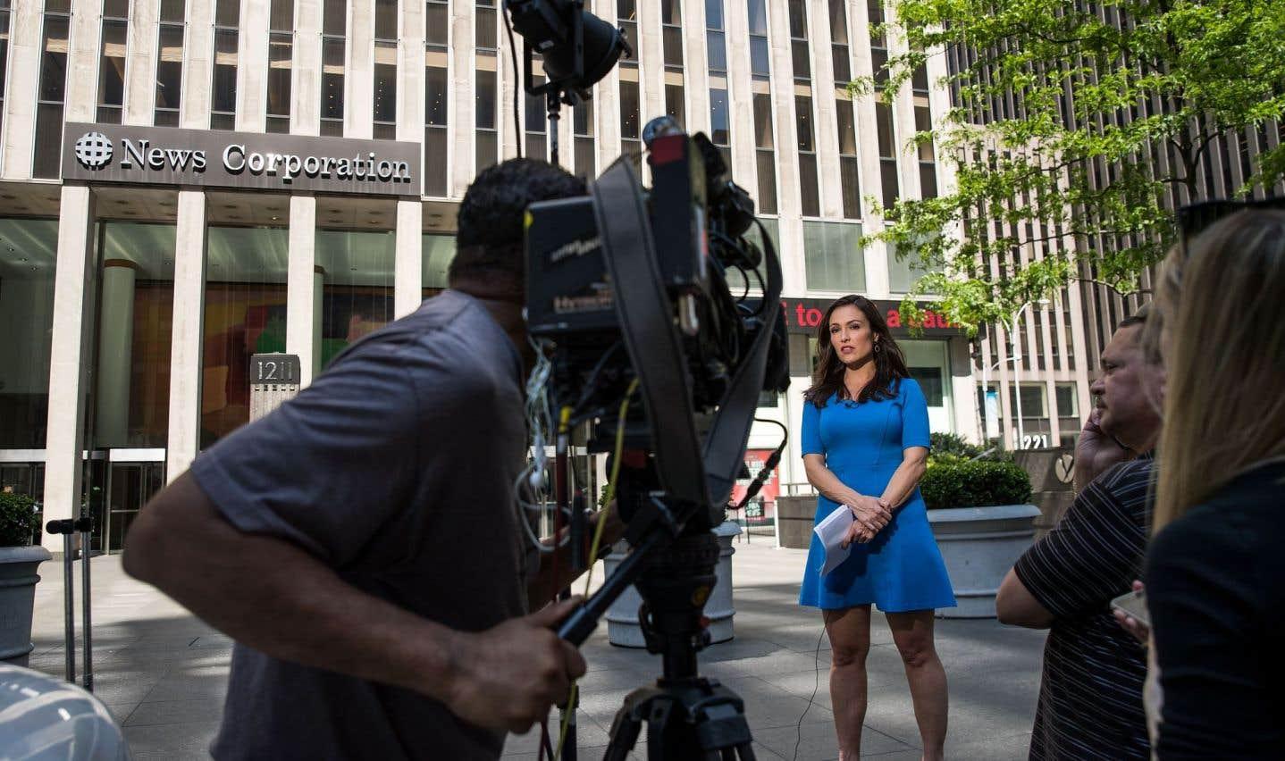 Fox News accusée d'avoir publié de fausses informations à la demande de Trump