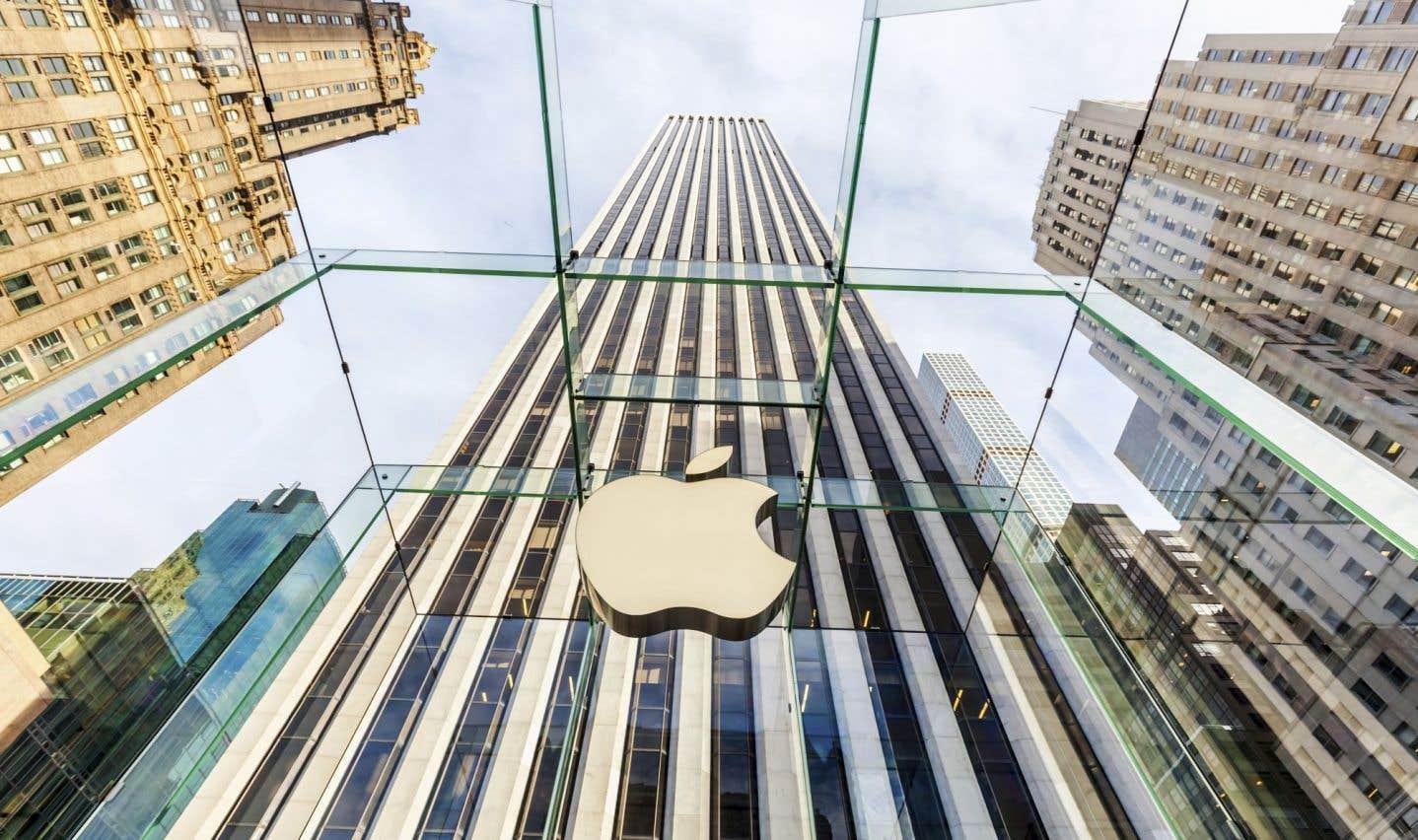 Résultats en hausse pour Apple