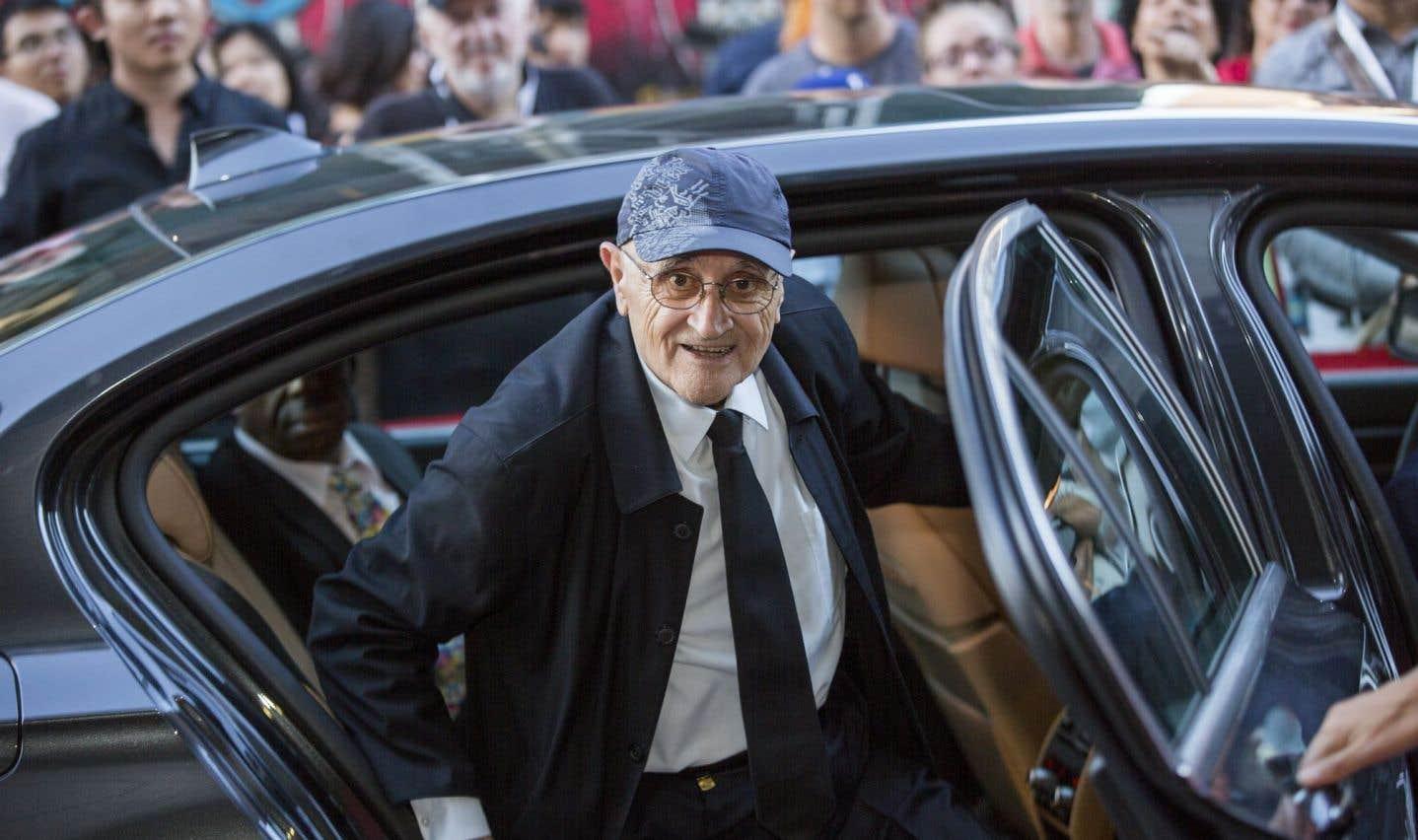Le directeur du Festival des films du monde, Serge Losique