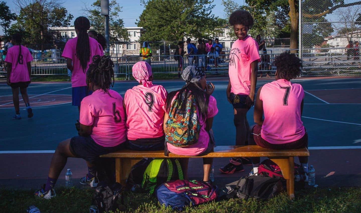 «Les jeunes doivent créer eux-mêmes leurs équipes, s'entraîner, et ce sont aussi eux qui organisent et cherchent les commandites», explique Misla Clerveau.