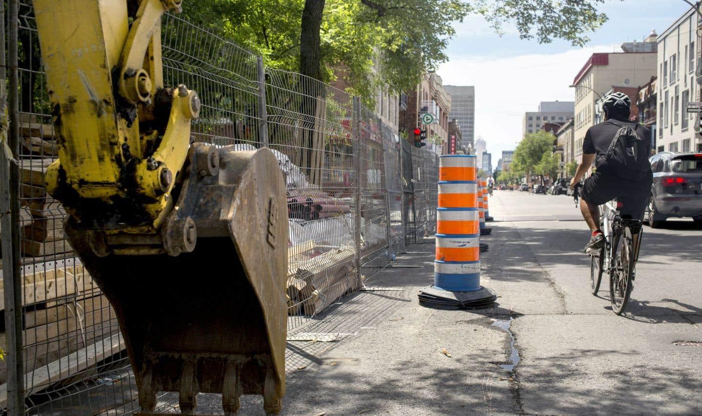 Montréal n'a remplacé que 10000 des 69000 entrées d'eau en plomb