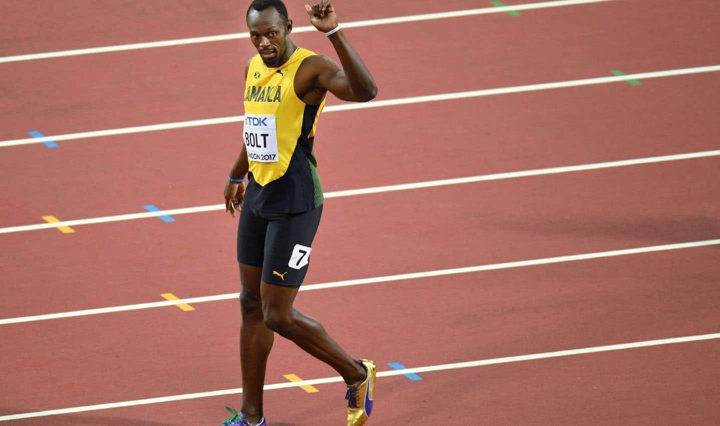 À Londres, Usain Bolt rêve d'adieux par la grande porte.