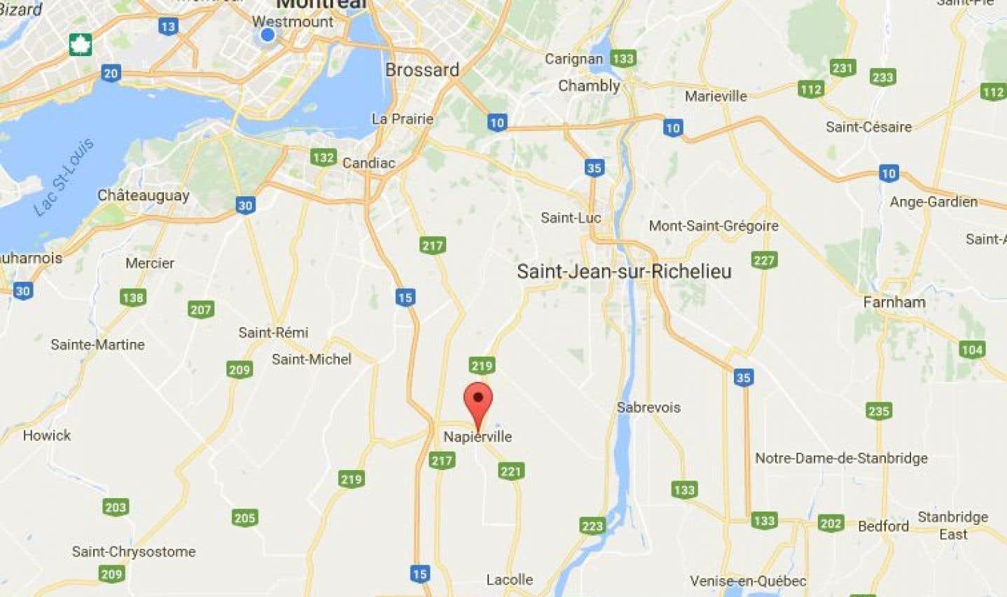 Orages intenses et grêle: l'état d'urgence est levé à Napierville