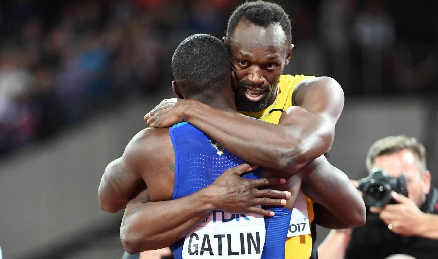 Le sprinteur Usain Bolt