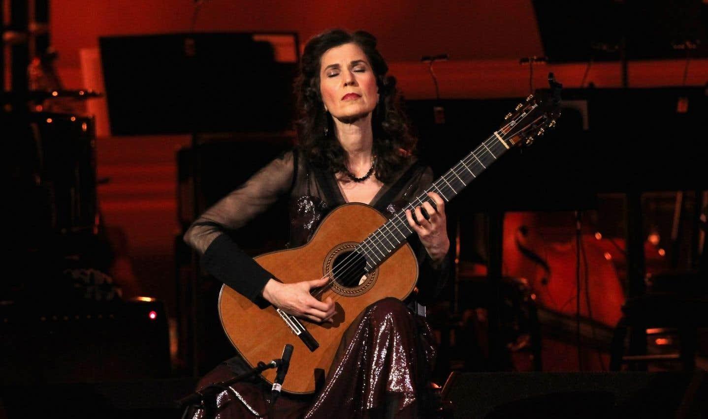La guitariste Sharon Isbin jouera le célèbre «Concerto d'Aranjuez» de Rodrigo samedi à la Maison symphonique.