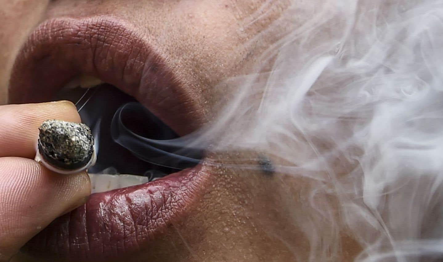 La marijuana augmenterait le risque de décès par hypertension