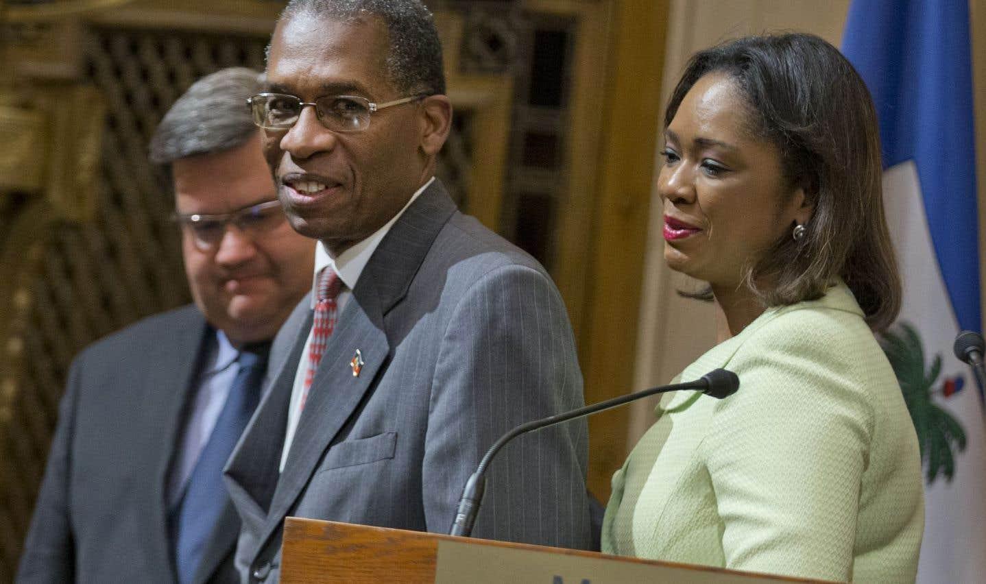 La visite à Montréal de deux ministres haïtiens inquiète des avocats en immigration