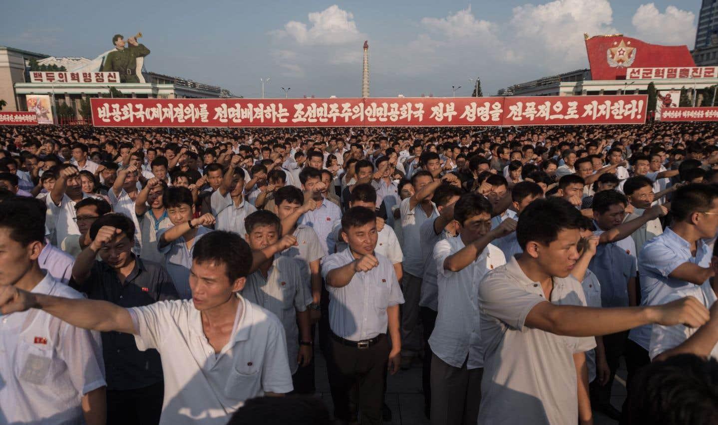 Entre les États-Unis et la Corée du Nord, la Chine cherche l'apaisement