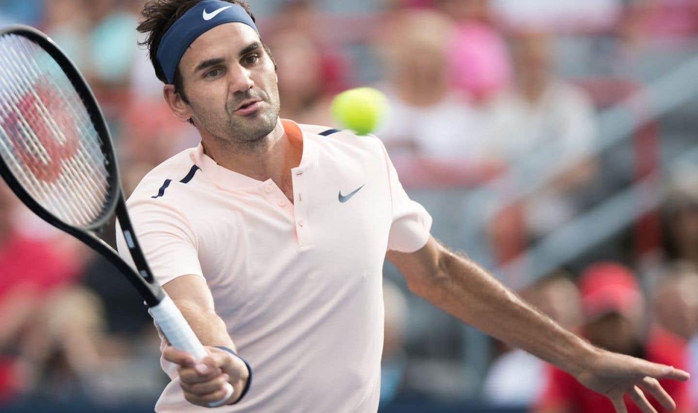 Federer prend la mesure de Ferrer en trois manches
