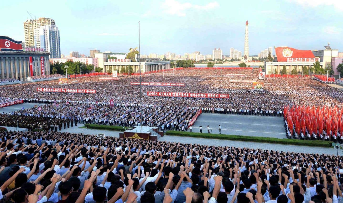 Corée du Nord: les appels à la retenue se multiplient
