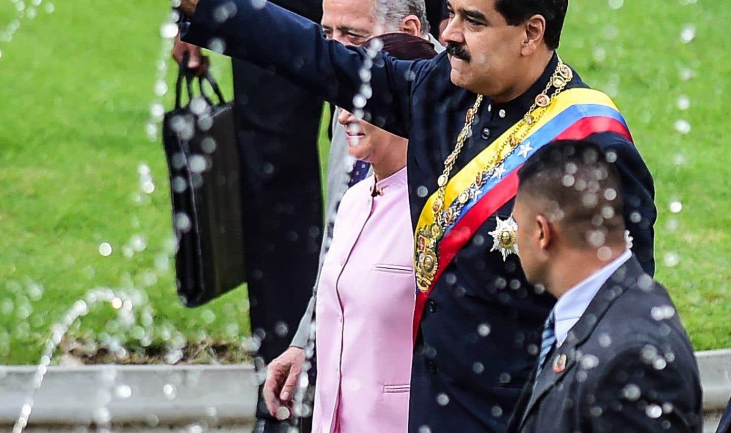 Venezuela: la Constituante dénonce les «menaces infâmes» de Trump