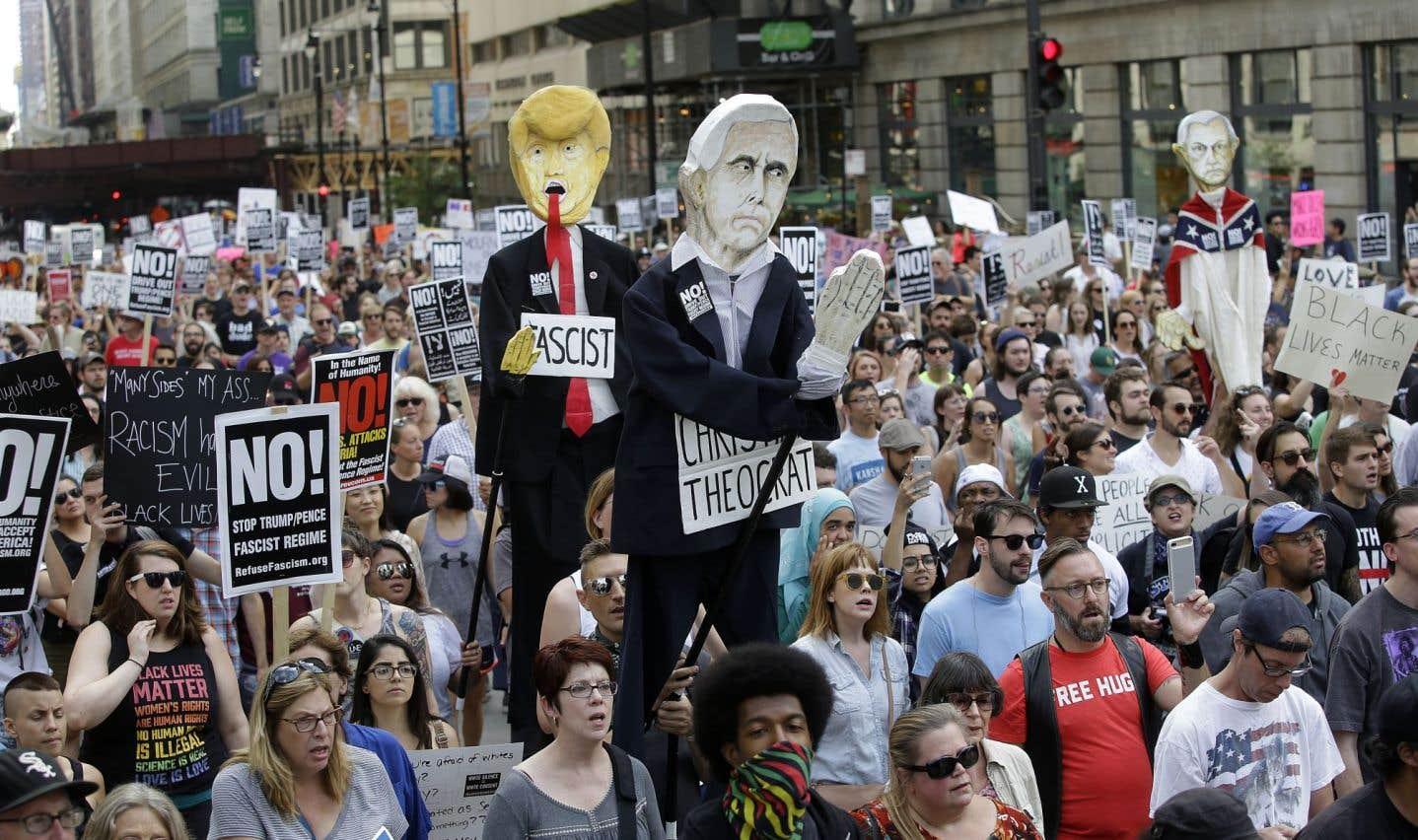 Charlottesville: la Maison-Blanche peine à calmer la polémique née des silences de Trump