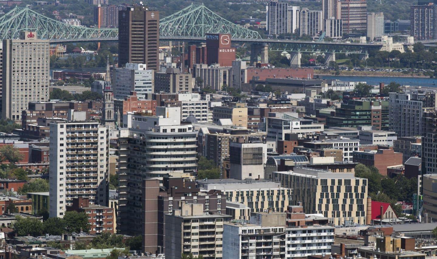 3,2% des logements des arrondissements du Plateau Mont-Royal et de Ville-Marie sont réservés à la location à court terme, ce qui les rend inaccessibles pour la location à long terme.
