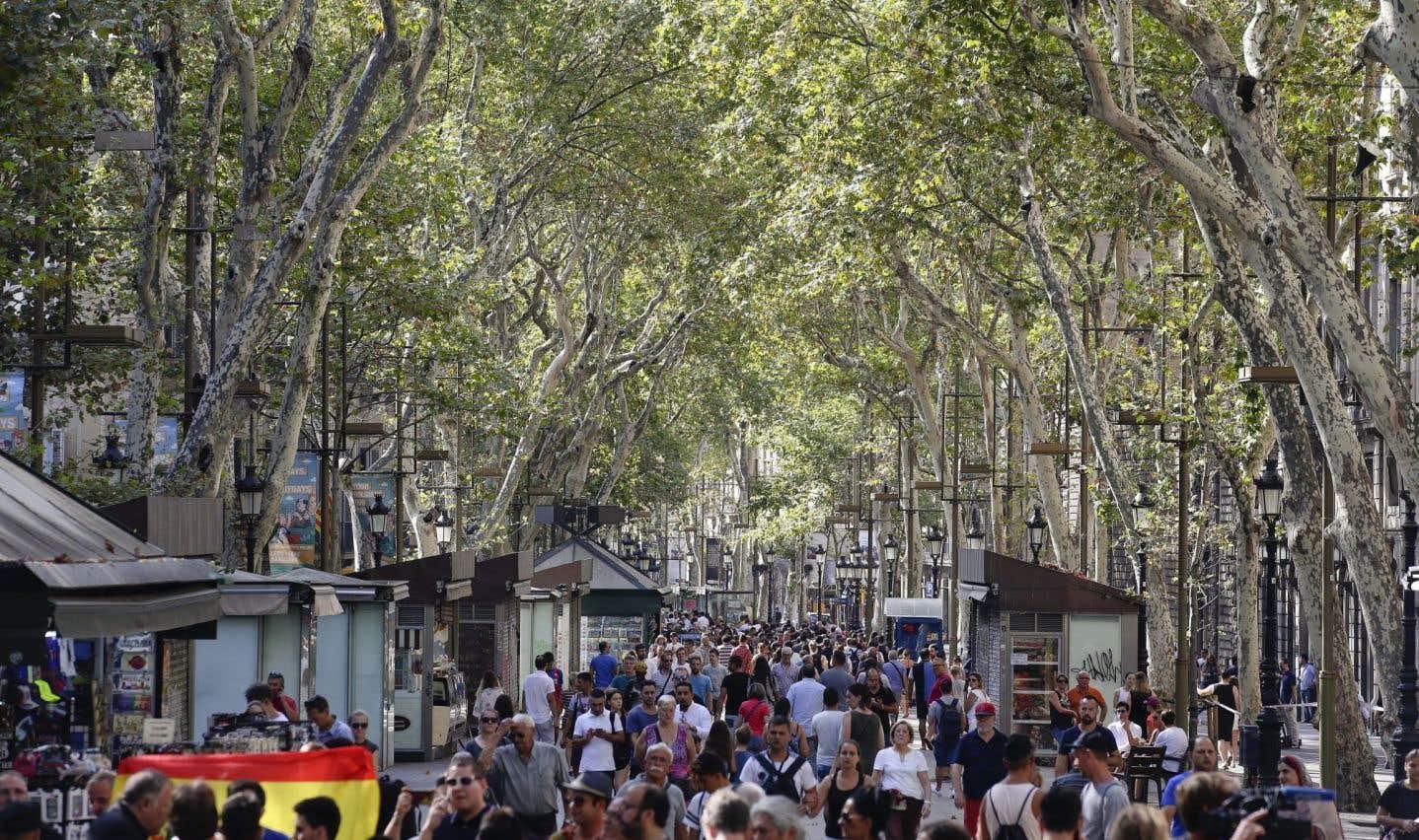 Barcelone critiquée pour n'avoir pas sécurisé la Rambla