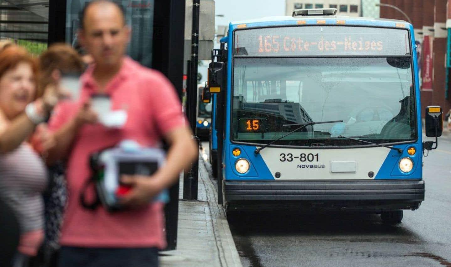 Le regroupement TRANSIT souhaite que Québec consacre d'ici 2030 deux tiers des investissements en transport terrestre essentiellement aux transports collectifs, comme le fait déjà l'Ontario.