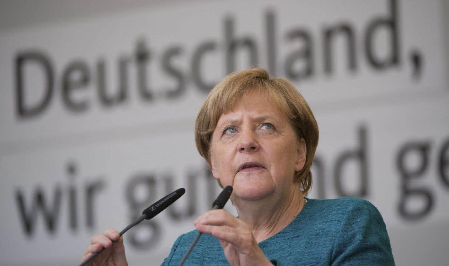 Après la crise, Merkel veut redonner «confiance» au public
