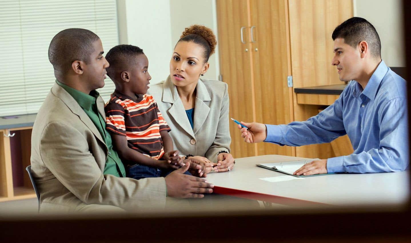 Le trio enseignant-élève-parent dans l'éducation