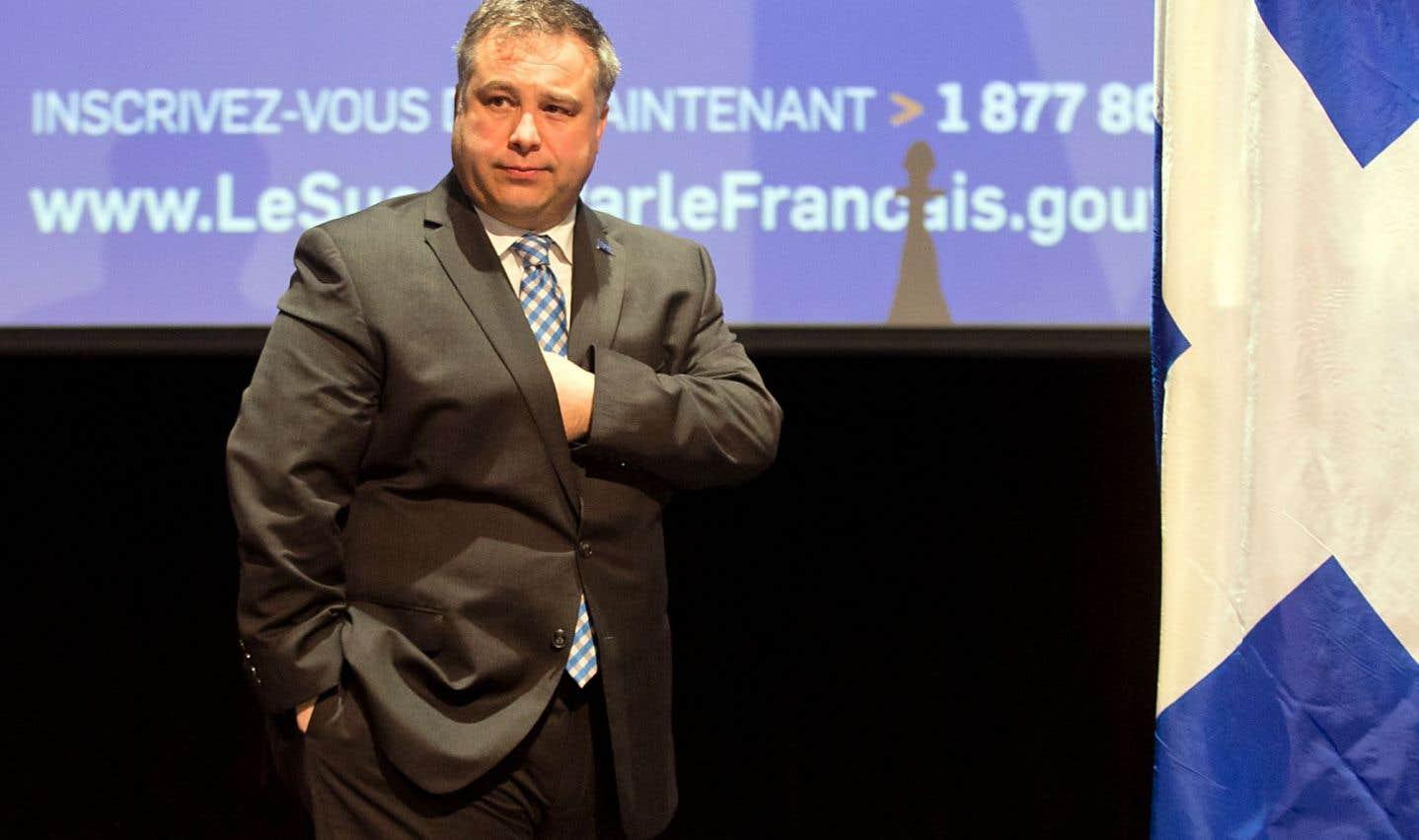 Le ministre de l'Éducation annonce des changements «concrets» dès la rentrée