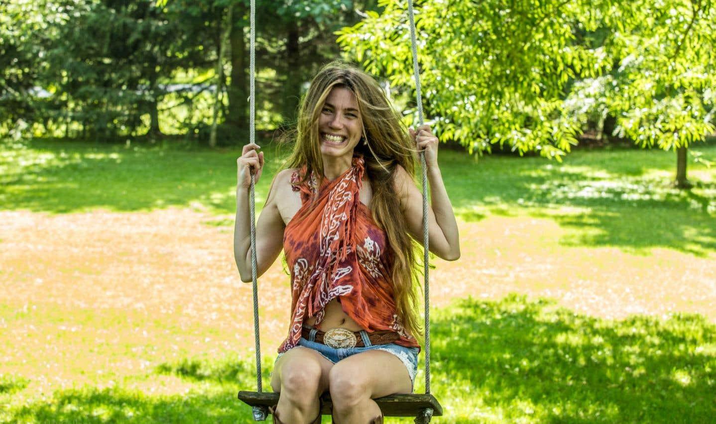 La récolte abondante de la chanteuse country acadienne Amélie Hall