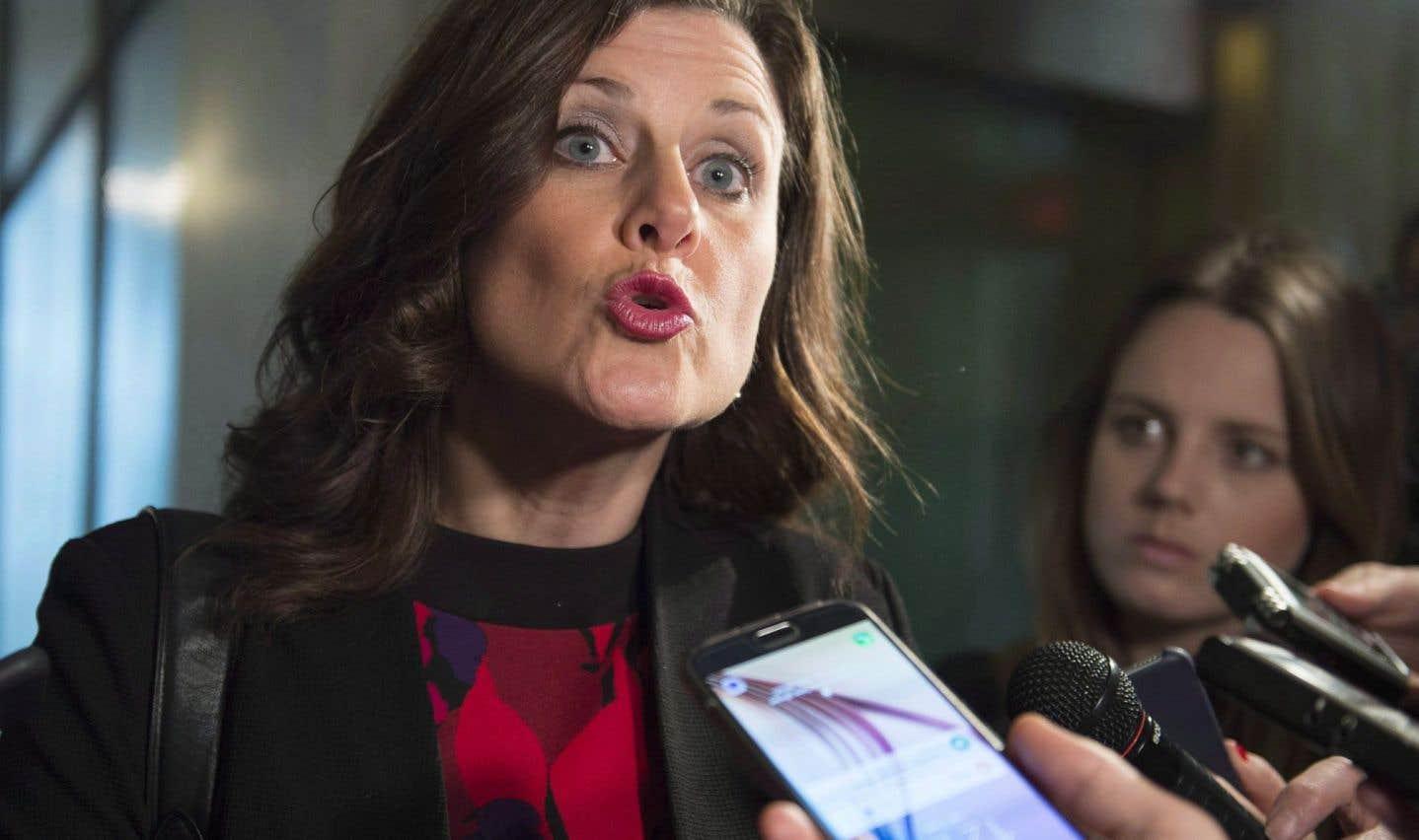 Les libéraux rejettent la pause demandée par le PQ