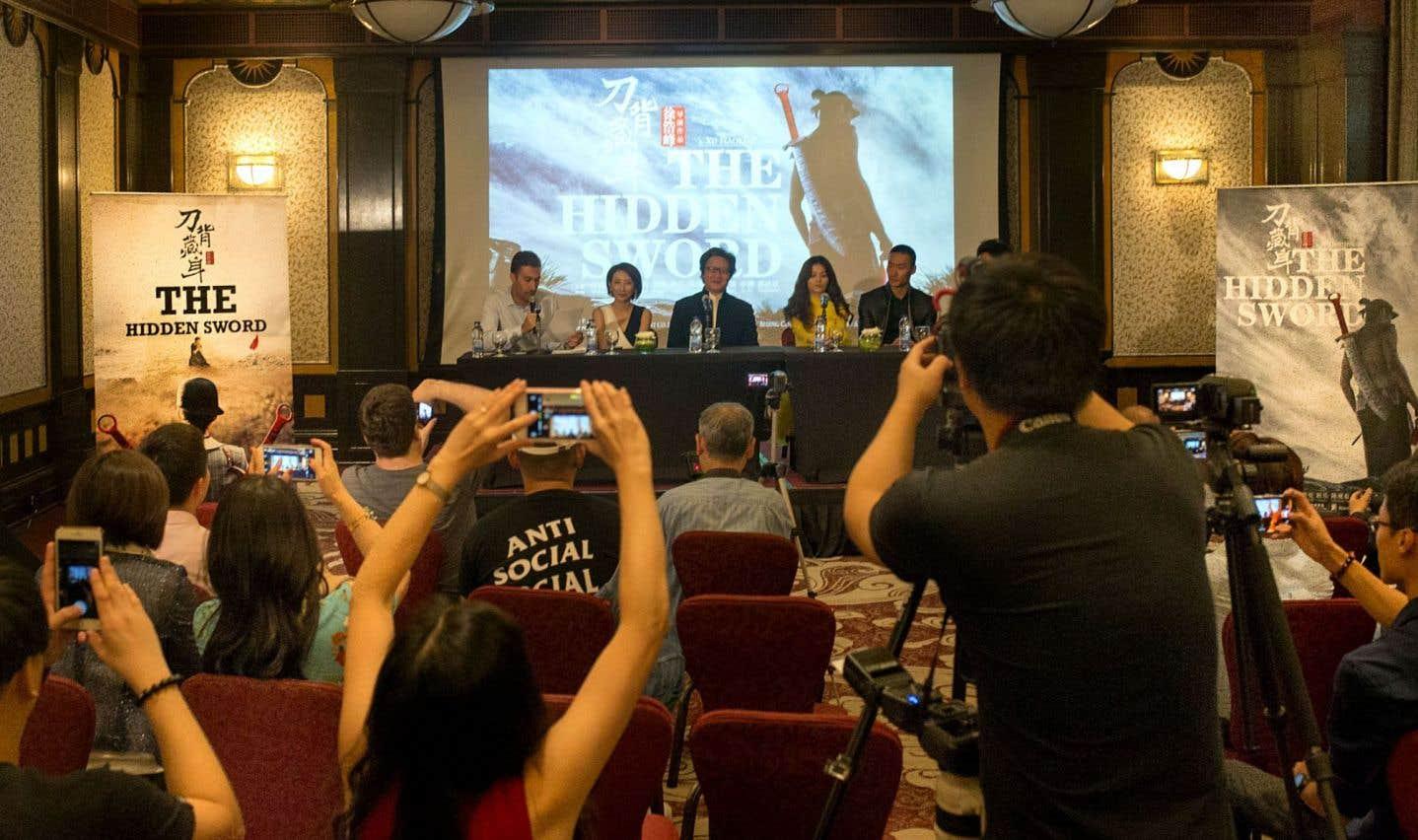 Des cinéastes assoiffés au FFM