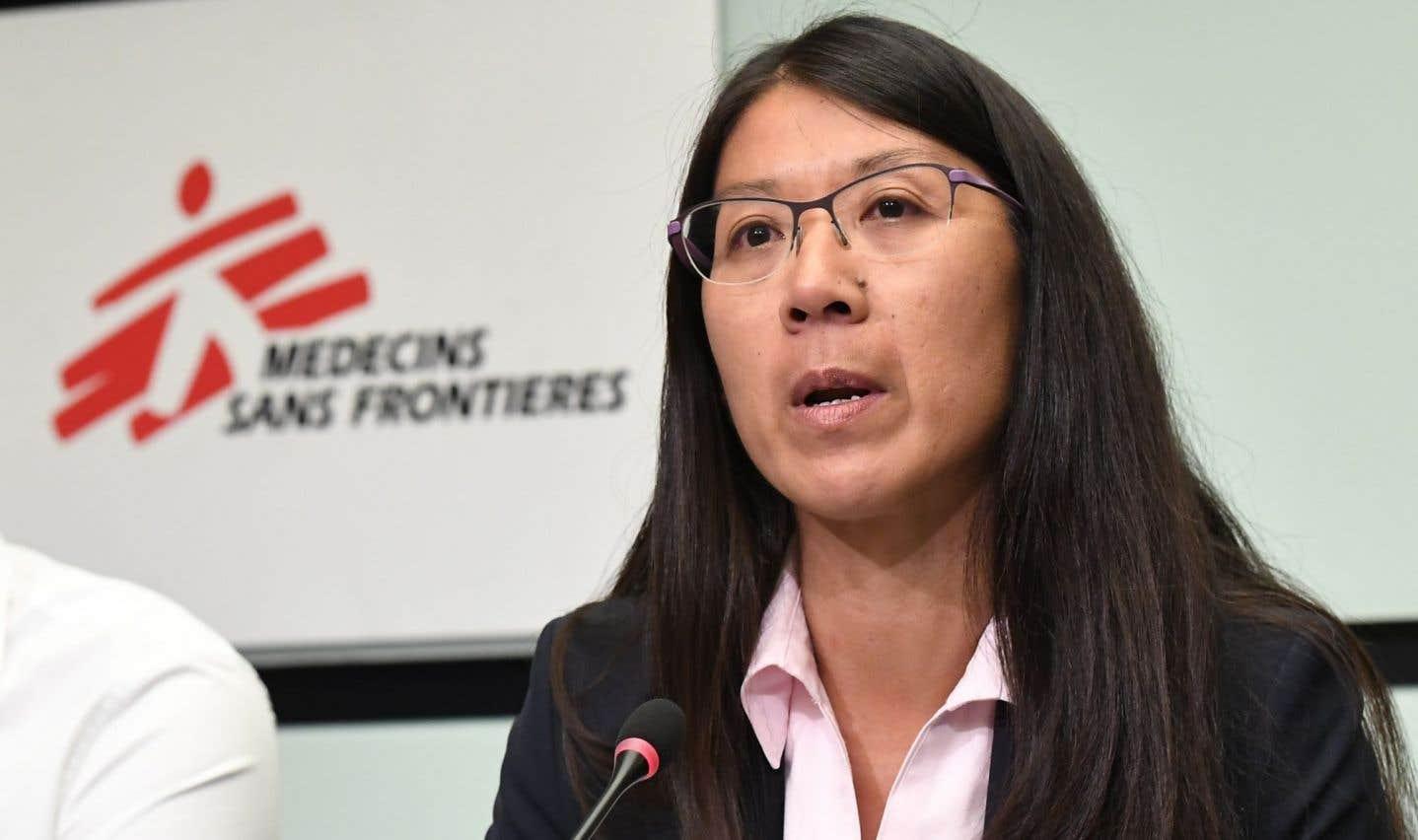 MSF dénonce la «complicité» de l'UE