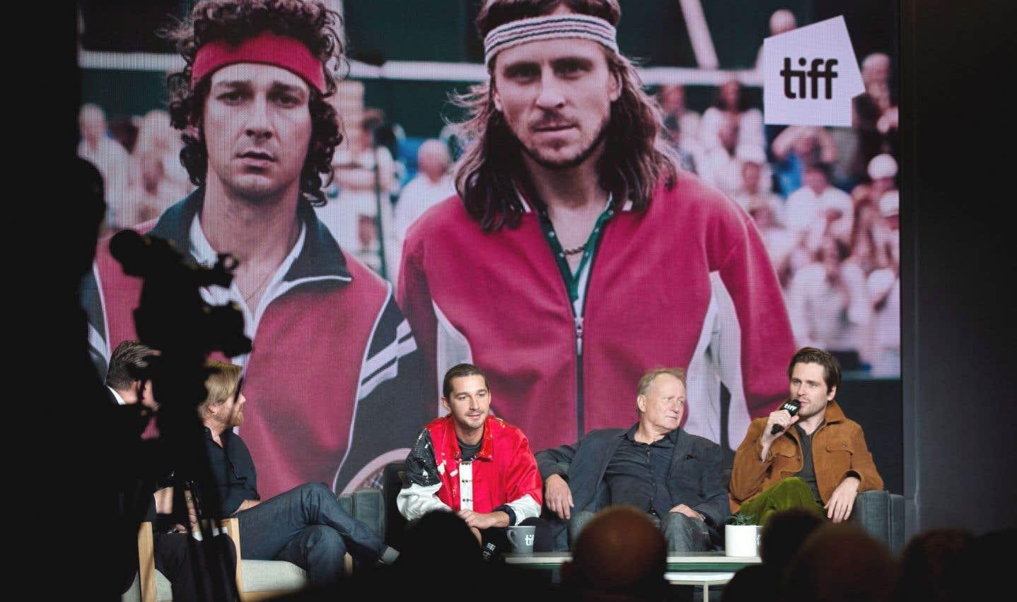 De grandes rivalités réincarnées dans le film d'ouverture du TIFF