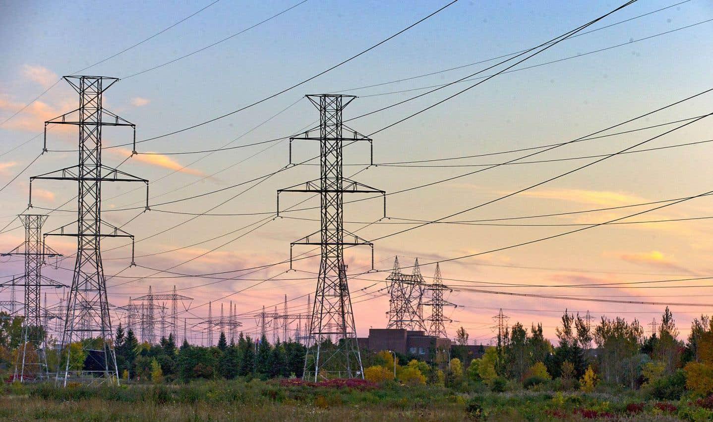 Les exportations profitent à Hydro-Québec