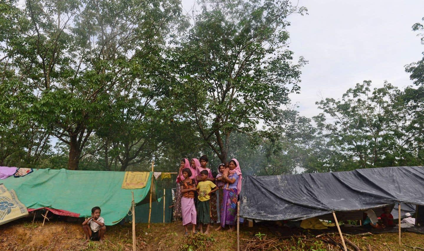 L'ONU exhorte Aung San Suu Kyi  à «se mobiliser» pour les Rohingyas