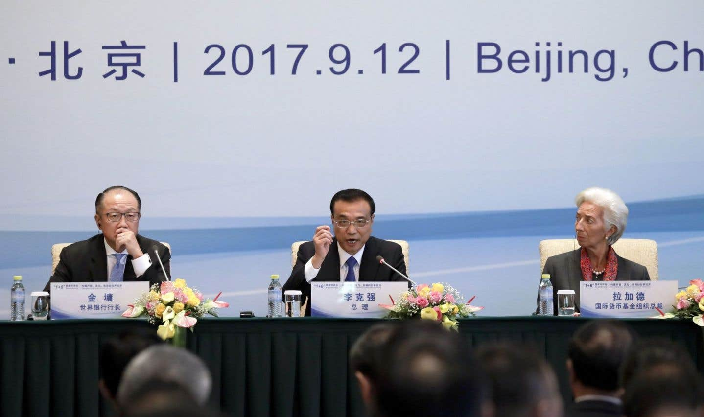 Pékin défend à nouveau le libre-échange et promet la «libre concurrence»