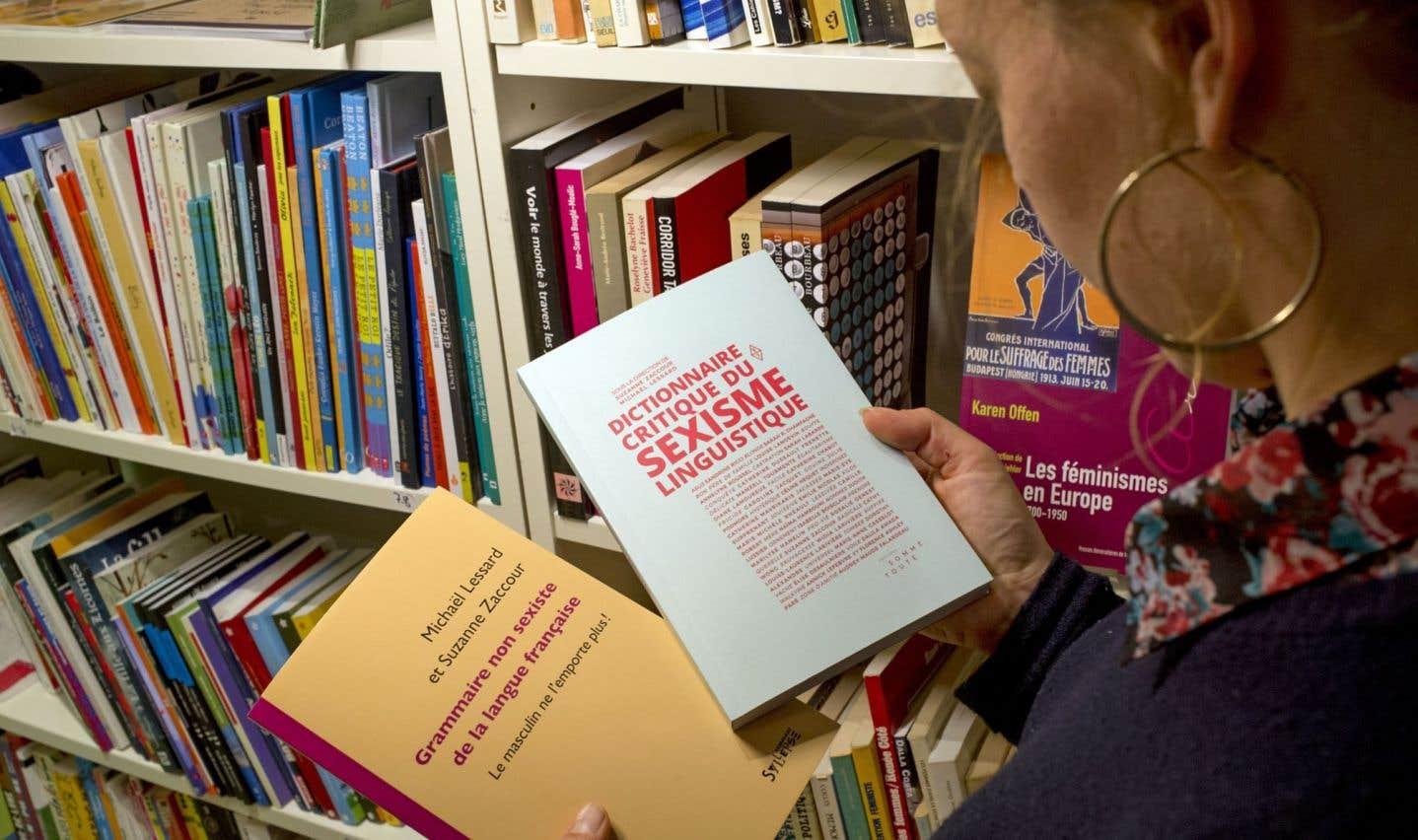 Deux ouvrages pour (re)conjuguer le français au féminin