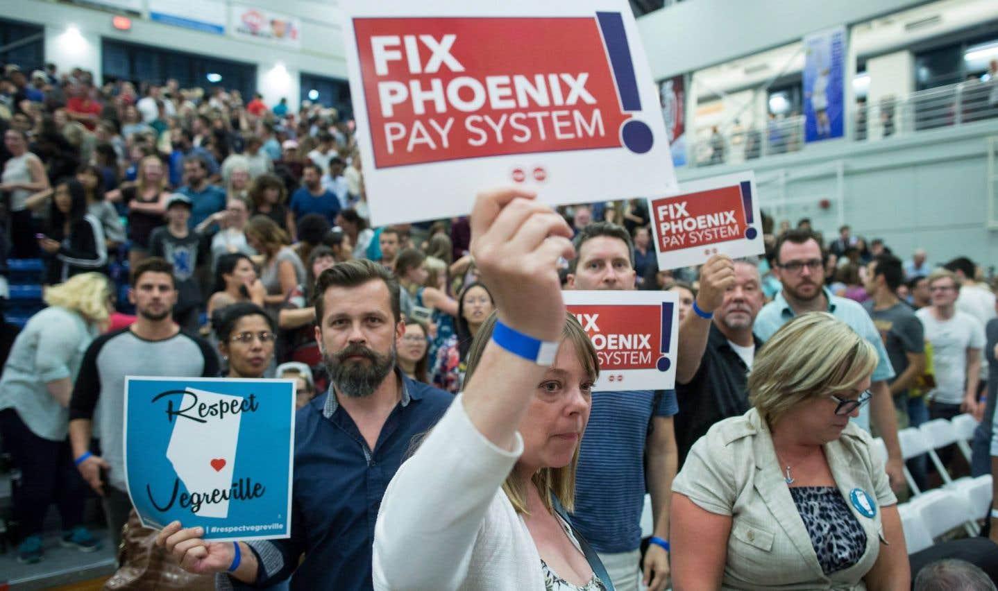 Le système de paie Phénix met à mal la vie privée des fonctionnaires fédéraux