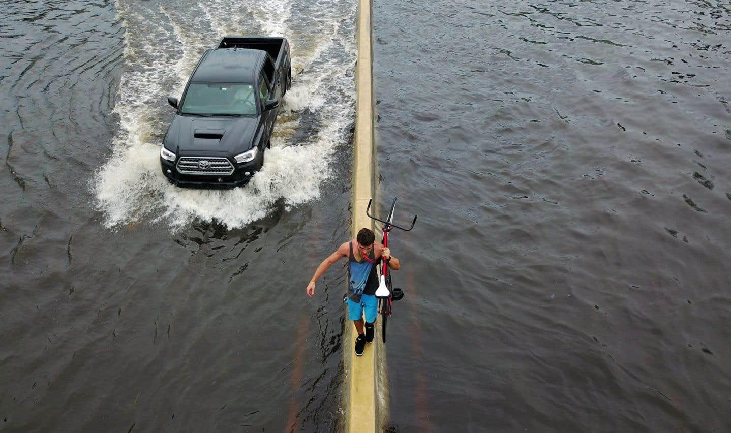 À Porto Rico, après le passage de l'ouragan «Maria», certains envisagent de quitter le territoire et de ne jamais y revenir.