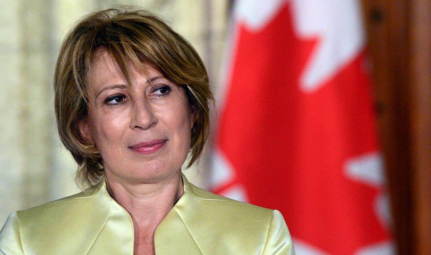 La DreNemer a été nommée mardi après-midi à Ottawa. Elle se spécialise dans la recherche cardiaque.