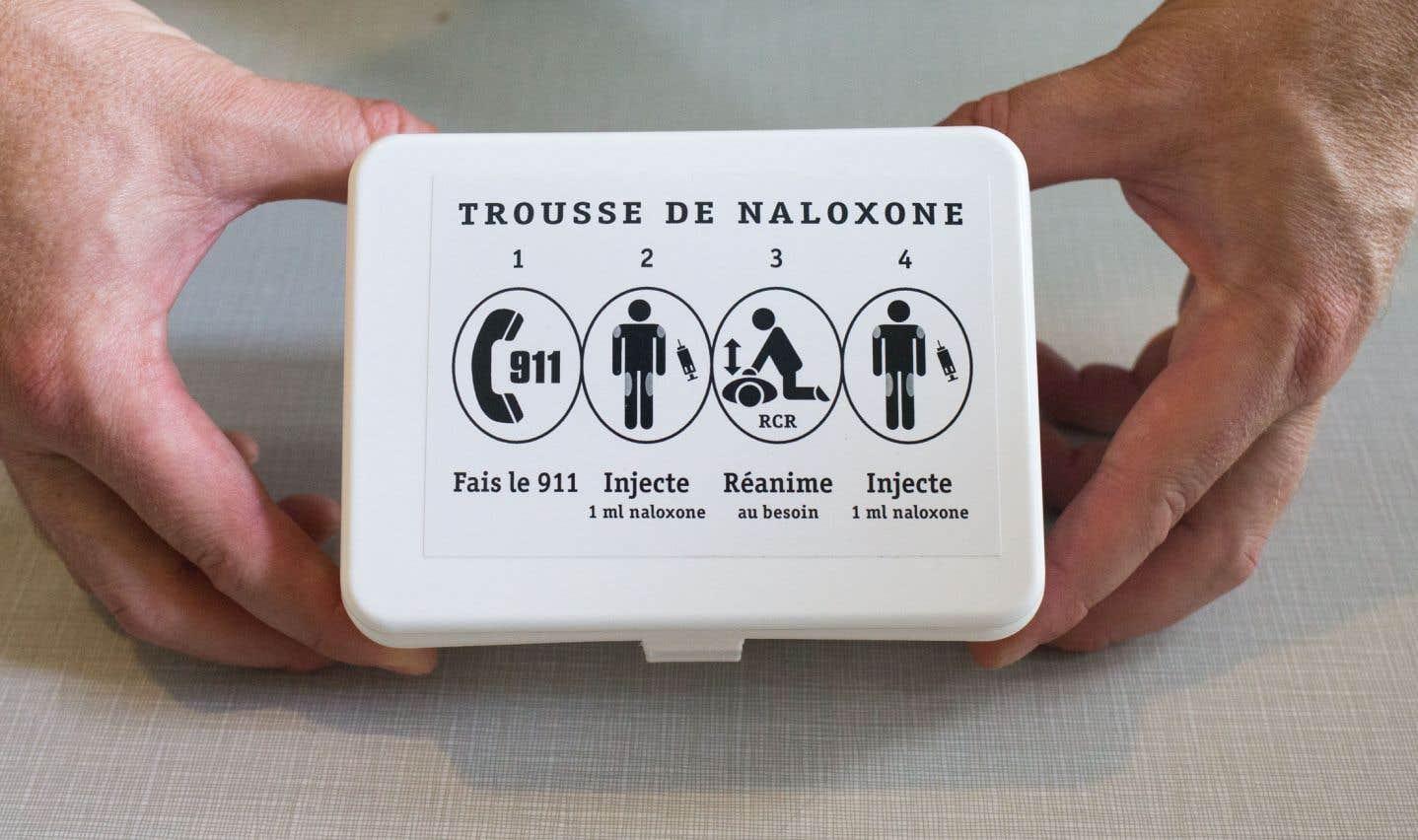 Les prisons québécoises aux aguets pour prévenir les surdoses d'opioïdes