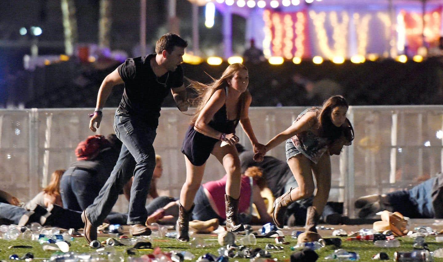 Las Vegas subit une fusillade meutrière