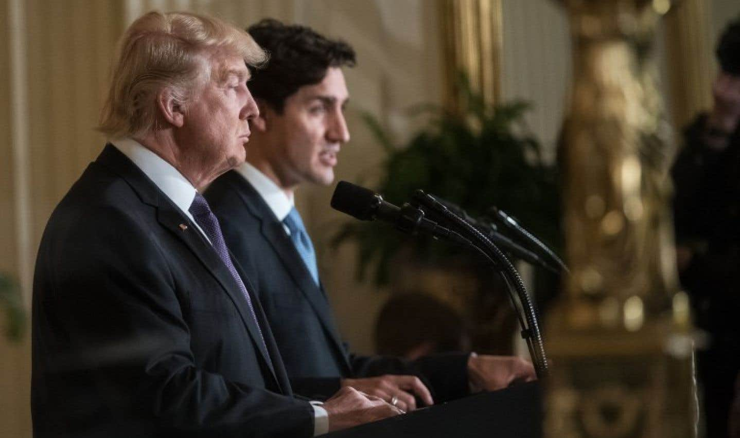 Trudeau se rendra à Washington et Mexico pour discuter de l'ALENA
