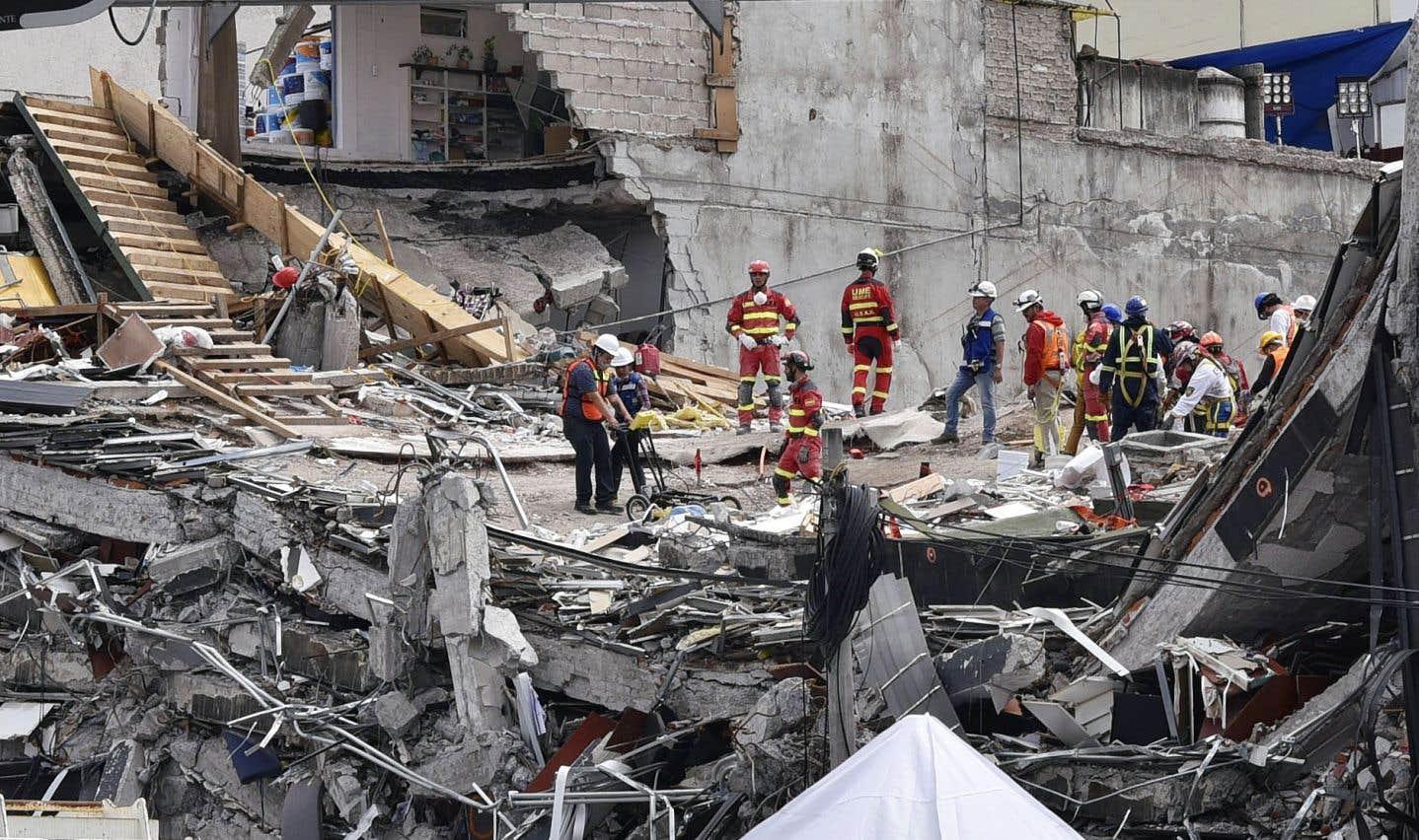 Les transferts d'argent sont «vitaux» pour les pays en voie de développement, particulièrement après une catastrophe telle que le séisme qui a frappé le Mexique, estime Dilip Ratha, qui a dirigé l'étude.